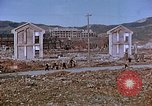 Image of rubble cleared after atomic bomb explosion Nagasaki Japan, 1946, second 32 stock footage video 65675042193