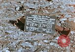 Image of rubble cleared after atomic bomb explosion Nagasaki Japan, 1946, second 33 stock footage video 65675042193