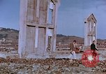 Image of rubble cleared after atomic bomb explosion Nagasaki Japan, 1946, second 37 stock footage video 65675042193