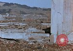 Image of rubble cleared after atomic bomb explosion Nagasaki Japan, 1946, second 49 stock footage video 65675042193