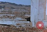 Image of rubble cleared after atomic bomb explosion Nagasaki Japan, 1946, second 50 stock footage video 65675042193