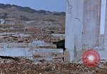 Image of rubble cleared after atomic bomb explosion Nagasaki Japan, 1946, second 51 stock footage video 65675042193