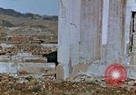 Image of rubble cleared after atomic bomb explosion Nagasaki Japan, 1946, second 55 stock footage video 65675042193