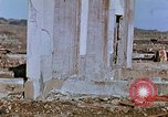 Image of rubble cleared after atomic bomb explosion Nagasaki Japan, 1946, second 62 stock footage video 65675042193