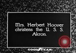Image of First Lady Louise Henry Hoover Akron Ohio USA, 1931, second 3 stock footage video 65675042201