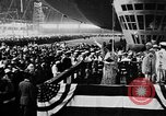 Image of First Lady Louise Henry Hoover Akron Ohio USA, 1931, second 44 stock footage video 65675042201
