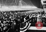 Image of First Lady Louise Henry Hoover Akron Ohio USA, 1931, second 47 stock footage video 65675042201