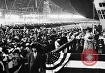 Image of First Lady Louise Henry Hoover Akron Ohio USA, 1931, second 48 stock footage video 65675042201