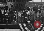 Image of First Lady Louise Henry Hoover Akron Ohio USA, 1931, second 51 stock footage video 65675042201