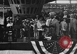 Image of First Lady Louise Henry Hoover Akron Ohio USA, 1931, second 52 stock footage video 65675042201