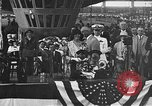 Image of First Lady Louise Henry Hoover Akron Ohio USA, 1931, second 53 stock footage video 65675042201