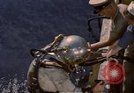 Image of deep sea divers United States USA, 1943, second 28 stock footage video 65675042214