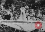 Image of diving competition Germany, 1962, second 12 stock footage video 65675042230