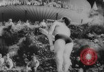 Image of diving competition Germany, 1962, second 13 stock footage video 65675042230