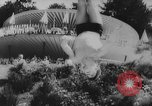 Image of diving competition Germany, 1962, second 15 stock footage video 65675042230
