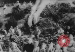 Image of diving competition Germany, 1962, second 18 stock footage video 65675042230