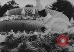 Image of diving competition Germany, 1962, second 19 stock footage video 65675042230