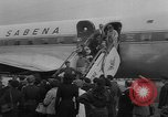 Image of European refugees Congo, 1960, second 34 stock footage video 65675042239