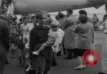Image of European refugees Congo, 1960, second 42 stock footage video 65675042239