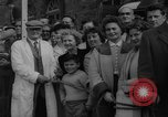 Image of 100th British Open Golf Tournament Saint Andrews Scotland, 1960, second 23 stock footage video 65675042242