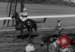 Image of Hollywood Derby Inglewood California USA, 1960, second 48 stock footage video 65675042243