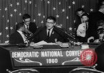 Image of John F Kennedy nominated for President Los Angeles California USA, 1960, second 47 stock footage video 65675042244