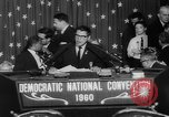 Image of John F Kennedy nominated for President Los Angeles California USA, 1960, second 51 stock footage video 65675042244