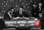 Image of John F Kennedy nominated for President Los Angeles California USA, 1960, second 54 stock footage video 65675042244