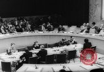 Image of Security Council meeting New York United States USA, 1960, second 25 stock footage video 65675042245