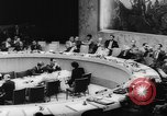 Image of Security Council meeting New York United States USA, 1960, second 29 stock footage video 65675042245