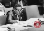 Image of Security Council meeting New York United States USA, 1960, second 40 stock footage video 65675042245