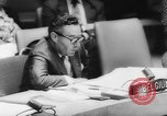 Image of Security Council meeting New York United States USA, 1960, second 41 stock footage video 65675042245