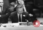 Image of Security Council meeting New York United States USA, 1960, second 45 stock footage video 65675042245