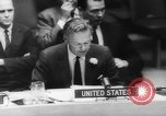 Image of Security Council meeting New York United States USA, 1960, second 46 stock footage video 65675042245