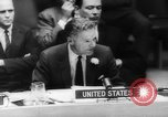 Image of Security Council meeting New York United States USA, 1960, second 47 stock footage video 65675042245
