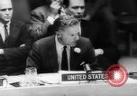 Image of Security Council meeting New York United States USA, 1960, second 48 stock footage video 65675042245