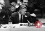 Image of Security Council meeting New York United States USA, 1960, second 49 stock footage video 65675042245