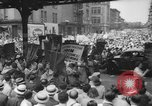Image of anti-war demonstration in New York New York City USA, 1935, second 1 stock footage video 65675042248