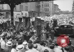 Image of anti-war demonstration in New York New York City USA, 1935, second 2 stock footage video 65675042248