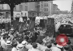 Image of anti-war demonstration in New York New York City USA, 1935, second 3 stock footage video 65675042248