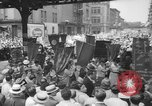 Image of anti-war demonstration in New York New York City USA, 1935, second 4 stock footage video 65675042248