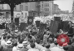 Image of anti-war demonstration in New York New York City USA, 1935, second 5 stock footage video 65675042248