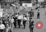 Image of anti-war demonstration in New York New York City USA, 1935, second 7 stock footage video 65675042248