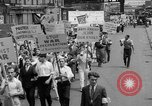 Image of anti-war demonstration in New York New York City USA, 1935, second 9 stock footage video 65675042248
