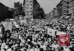 Image of anti-war demonstration in New York New York City USA, 1935, second 13 stock footage video 65675042248