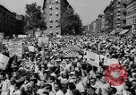 Image of anti-war demonstration in New York New York City USA, 1935, second 14 stock footage video 65675042248