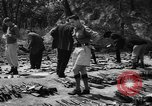 Image of Belgian refugees Congo, 1960, second 34 stock footage video 65675042251