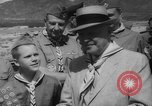 Image of President Eisenhower Colorado United States USA, 1960, second 14 stock footage video 65675042258