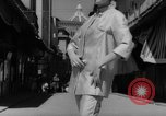 Image of designer clothes Florence Italy, 1960, second 11 stock footage video 65675042260
