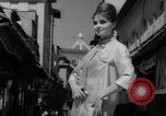 Image of designer clothes Florence Italy, 1960, second 12 stock footage video 65675042260